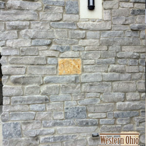 Heidelberg University -  Erie Shore Stone® Blue Split with Buff Jumpers