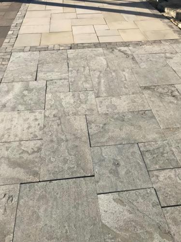 Pattern Paver Material